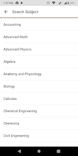 Akun Chegg Study Premium