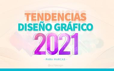 Tendencias en Diseño Gráfico para 2021