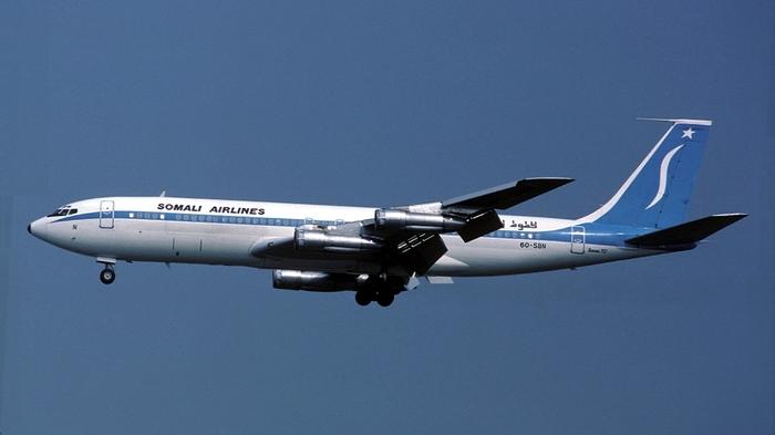 الخطوط الجوية الصومالية طيران الصومال