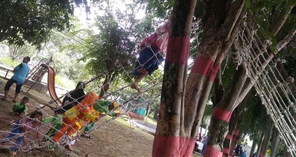 Taman Wisata dan Waterboom Siwalk Cirebon
