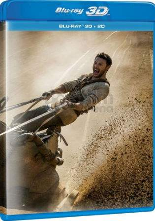 Ben Hur 2016 BluRay Hindi 950MB Dual Audio 720p