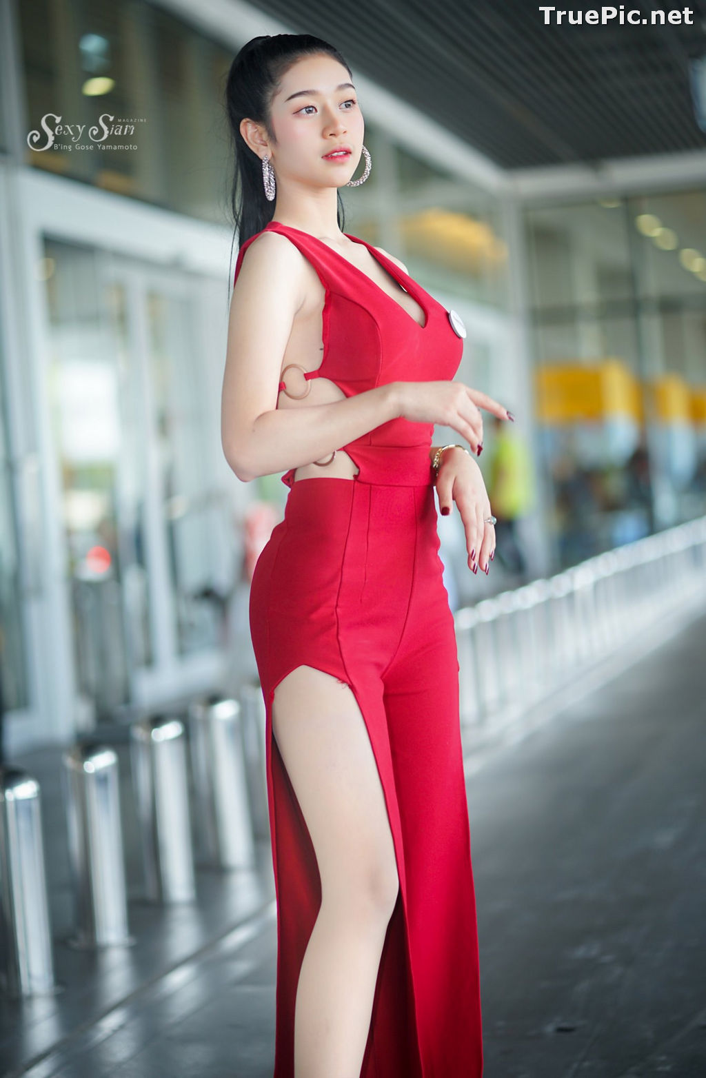 Image Thailand Model - วรารัตน์ มงคลทรง - From Red To Heart - TruePic.net - Picture-7