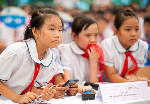 Nhiều cuộc thi dành cho học sinh phổ thông ở Hà Nội đã được tinh giảm.