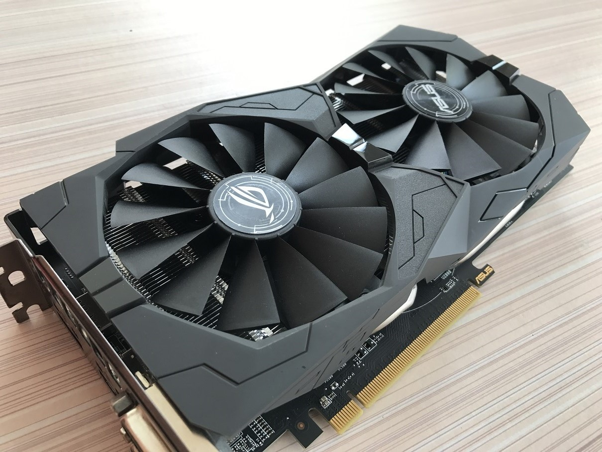 Asus ROG STRIX RX 570 OC Review ~ Computers and More | Reviews