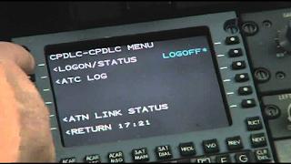 Controller-Pilot Data-Link Communications (CPDLC)
