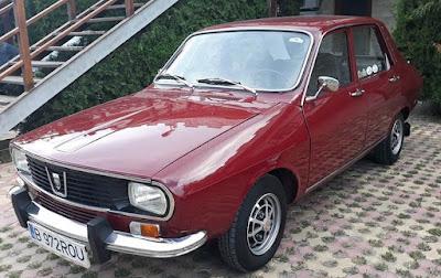 Concursul de Eleganta Sinaia 2019 o Dacia 1300 (1972)