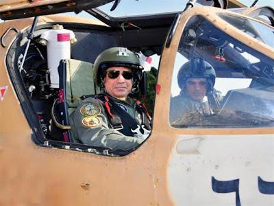 السيسي, القواعد الجوية, مستقبل مصر,