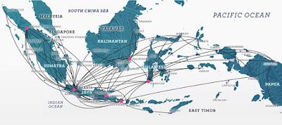 Bandara-Bandara dan Lapangan Udara di Tiap-Tiap Provinsi di Indonesia