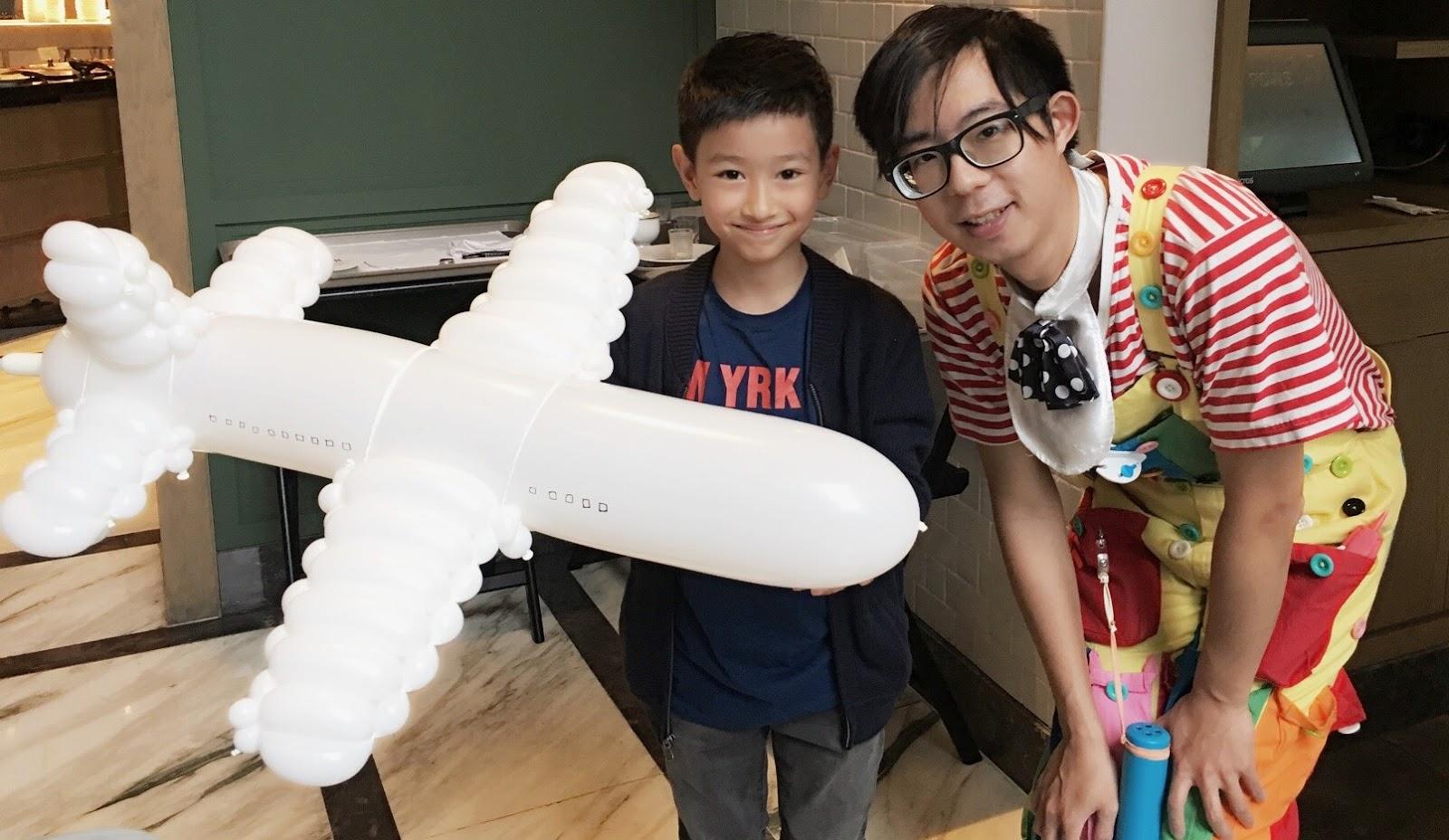 超大氣球飛機