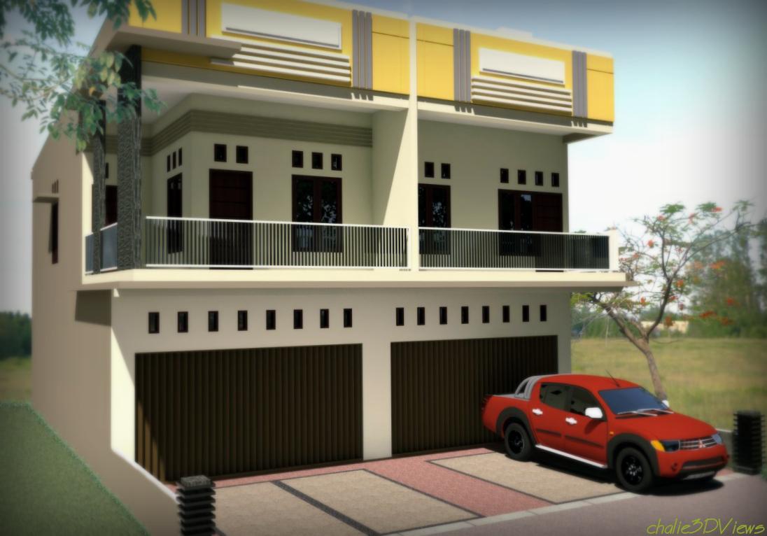 61 Gambar Rumah Ruko Bertingkat Gratis Terbaru