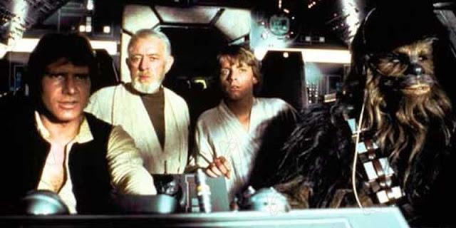 'Star Wars. Episodio IV:: Una nueva esperanza'