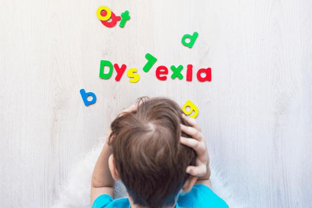 Disleksia, Dyslexia
