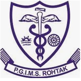 PGIMS Rohtak Recruitment