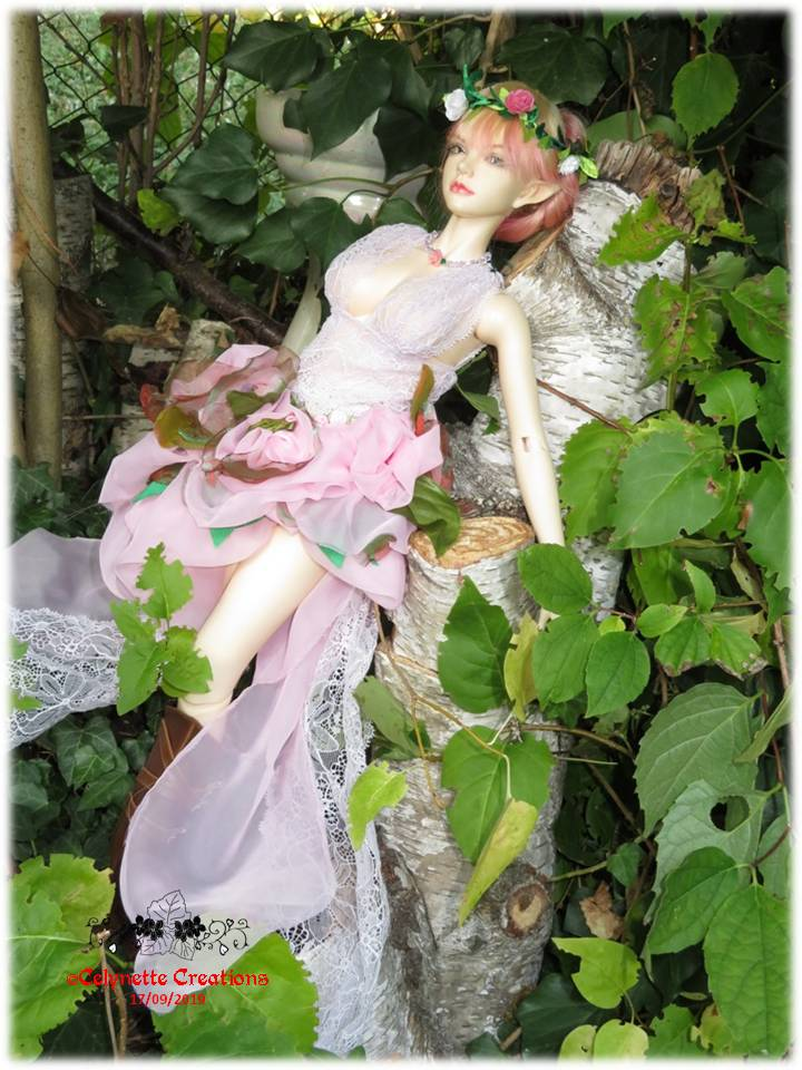 Dolls d'Artistes & others: Calie, Bonbon rose - Page 34 Diapositive11