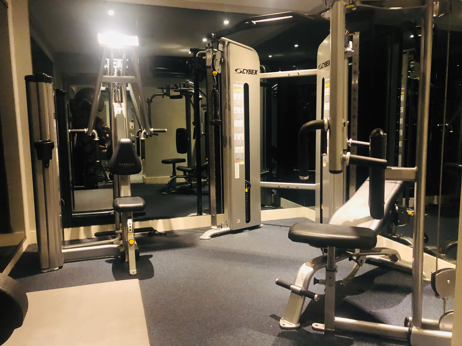 Brighton Harbour Hotel - Gym Facilities