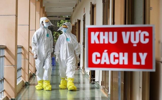 Bệnh nhân 240 từ Bắc Giang, phát hiện dương tính từ 1/4
