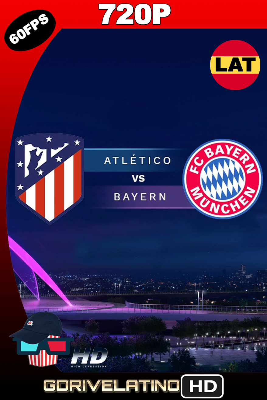 Atlético de Madrid vs Bayern Munich (2020) UCL WEB-DL FULL 720p (60 FPS) Latino MKV