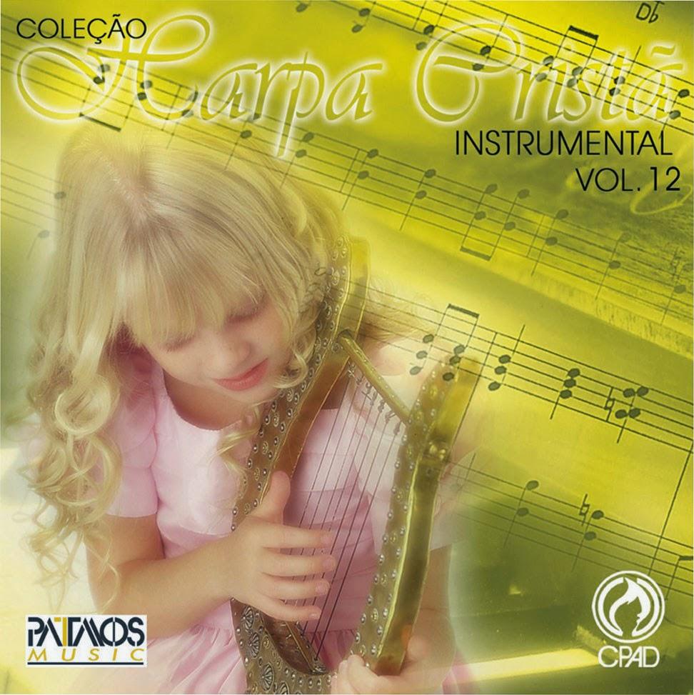 Patmos Music-Coleção Harpa Cristã Instrumental-Vol 12-