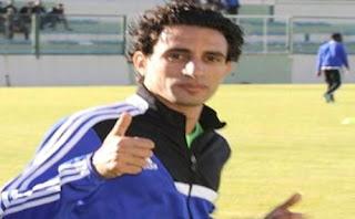 الحاوي يحصل على لقب أفضل لاعب بمباراة الإنتاج الحربي