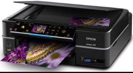 Epson Artisan 725 Driver & Software Downloads