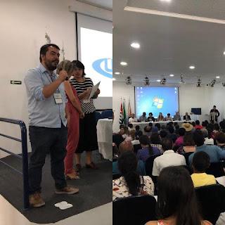 Conselheiro de Saúde, Prof. Jefferson Pécori, é eleito delegado para Conferência Estadual da Defensoria Pública do Estado de SP