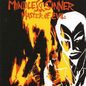 """Ο δίσκος των Mindless Sinner """"Master of Evil"""""""