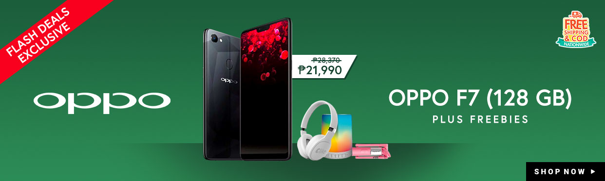 OPPO launches the OPPO F7 128GB Diamond Black exclusively