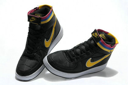 sale retailer 0b8f3 40288 Nike Vandal High SP black nike vandal high ...