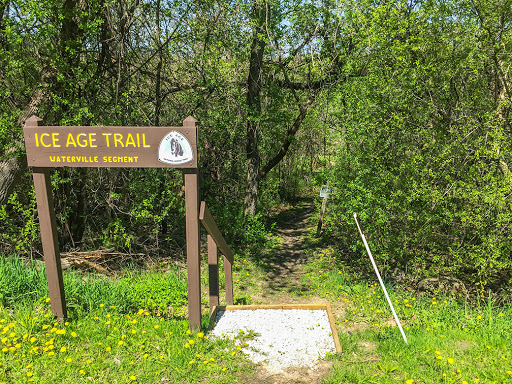Ice Age Trail Waterville Segment in Waterville WI