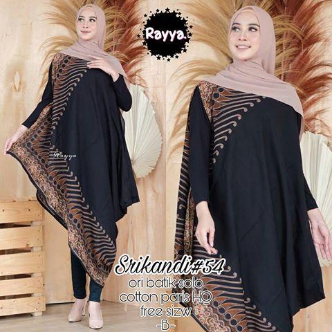 Koleksi Baju Gamis Muslim Batik Tenun Tunik Troso Dan Paris Premium 10 Januari 2020