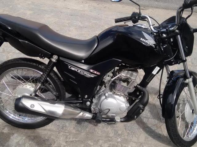 Elementos em dupla tomam de assalto motocicleta e dinheiro de popular na zona rural de Lagoa (PB)