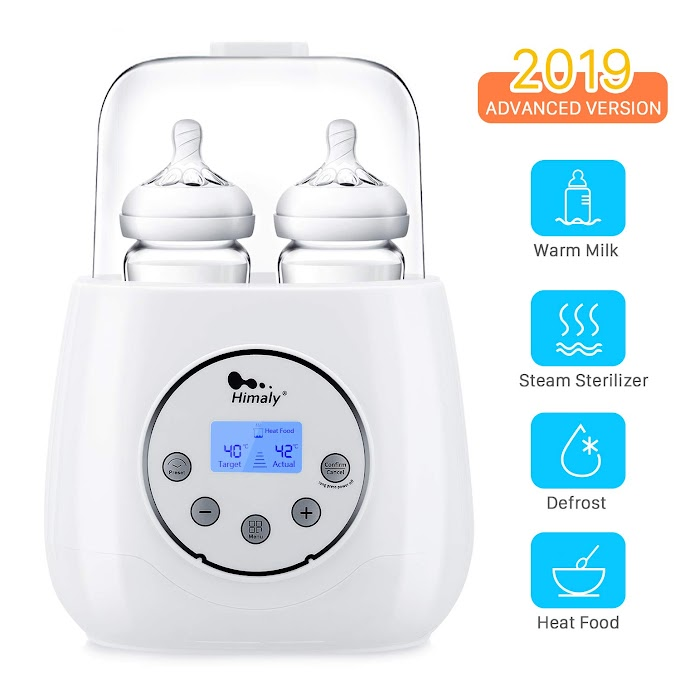 AMAZON - Bottle Steam Sterilizer 6 in 1 Bottle Warmer