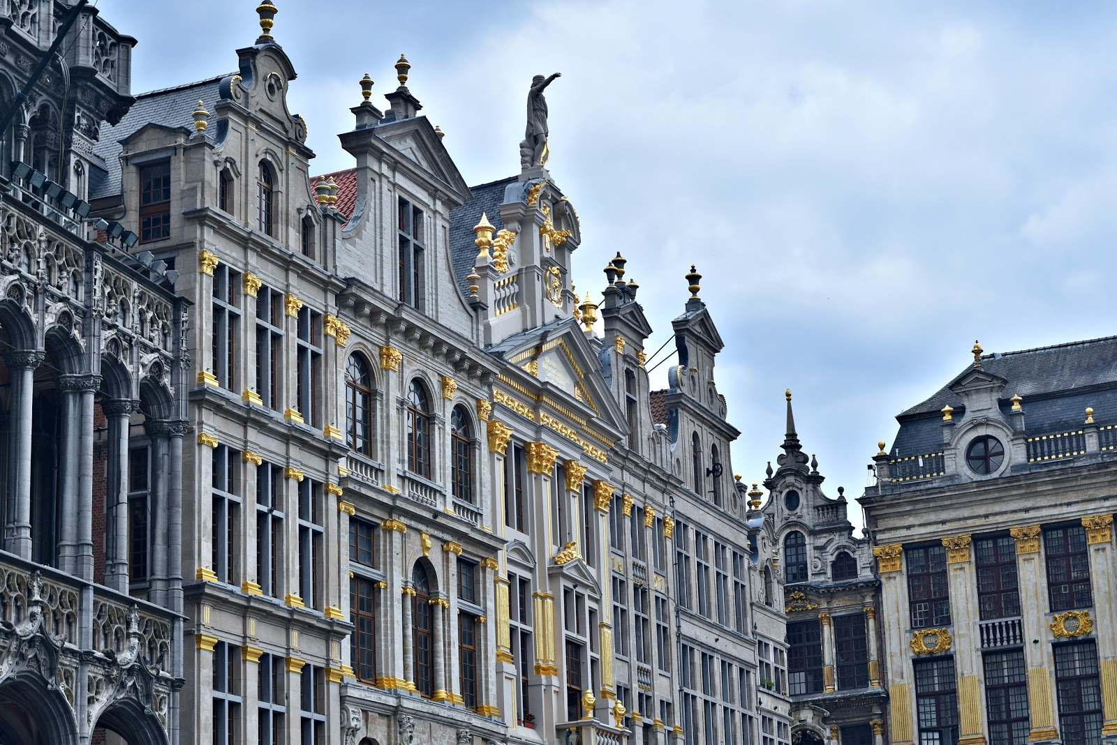 bruxelas verão belgica