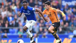 Yerry Mina Fined £10,000 for breaking FA Betting Rules