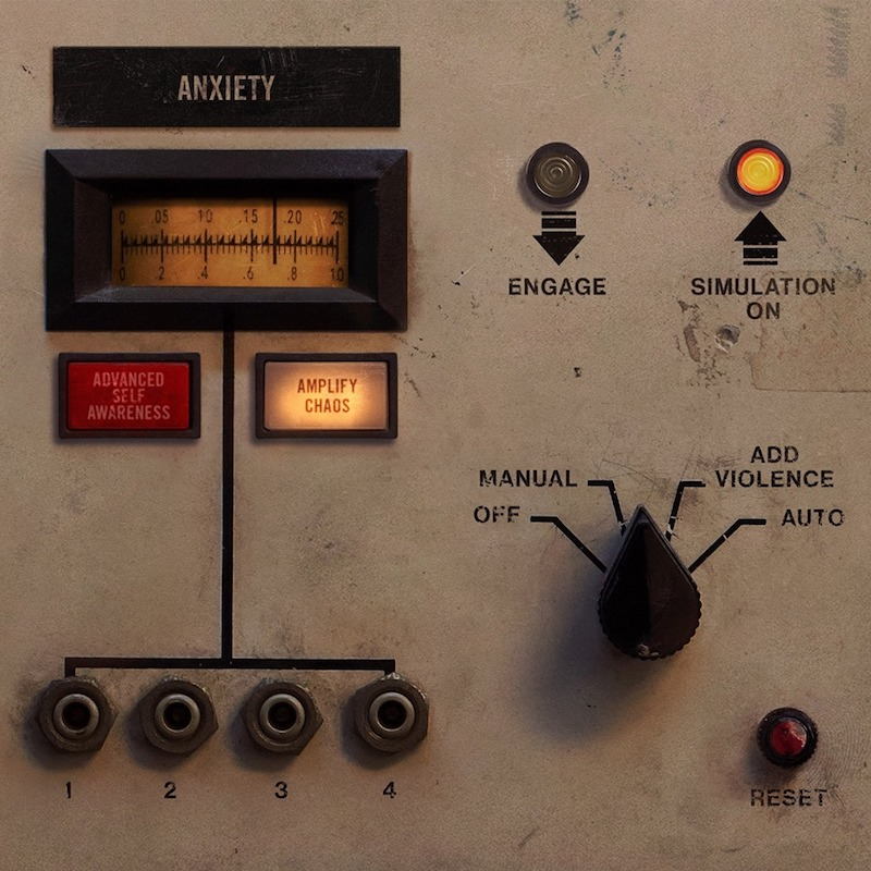 Nine Inch Nails: Add Violence (EP) (320) | Ankharadescargas