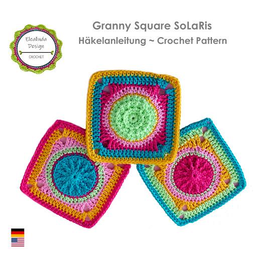 Ebook Granny Square SoLaRiS