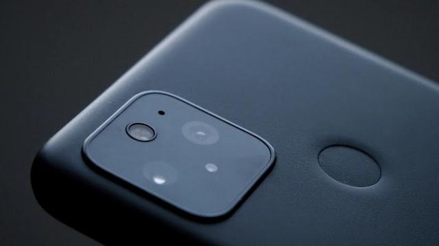 Kamera HP Terbaik Tahun 2021 - Google Pixel 5