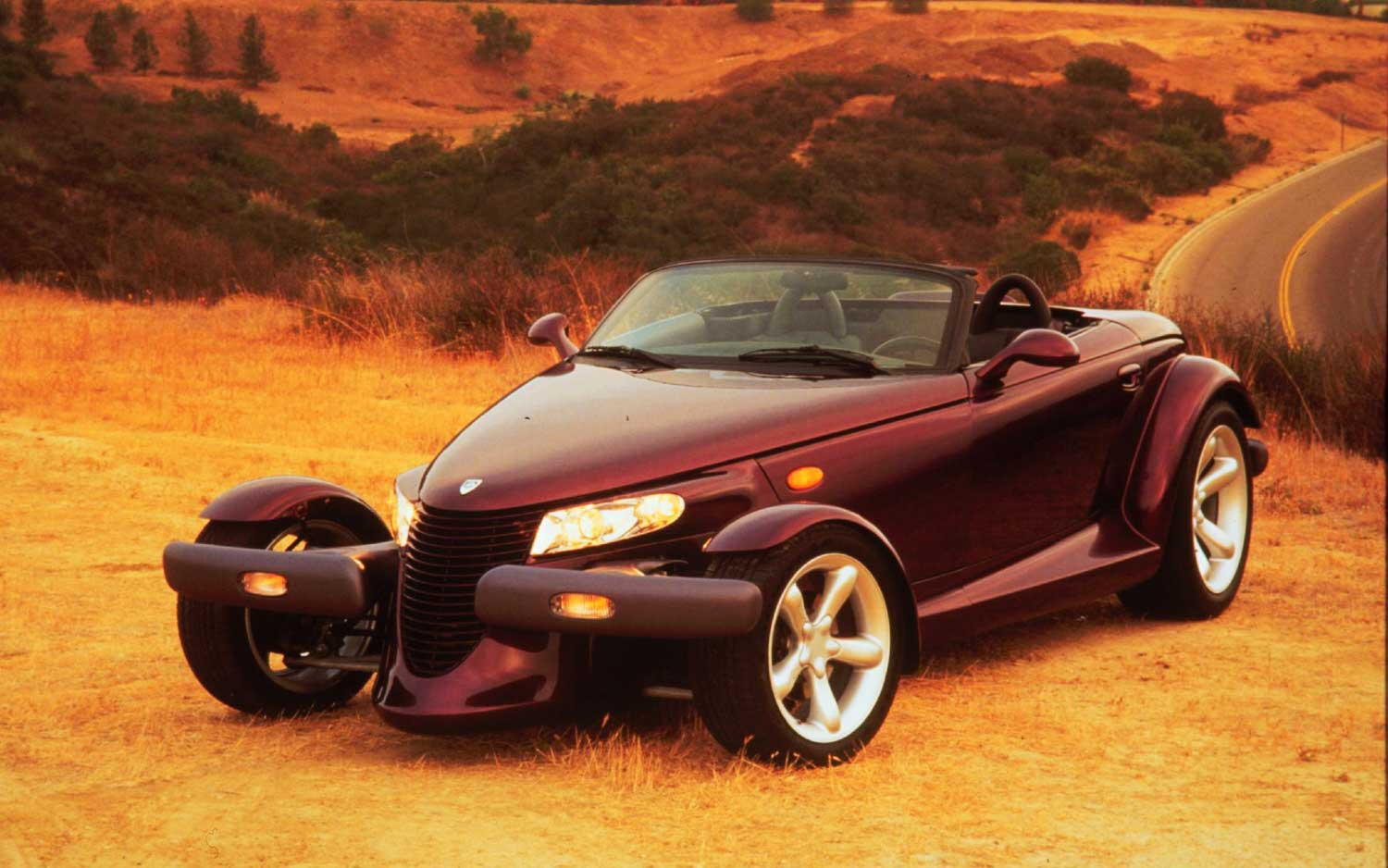 Muscle Car Photos Wallpaper Car Style Critic Production Hot Rod Plymouth Prowler