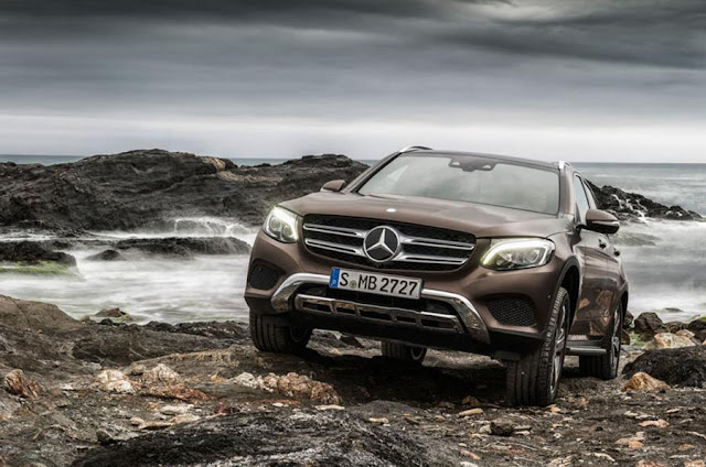 2015 Mercedes-Benz GLC 250d Specs Features Performance Review