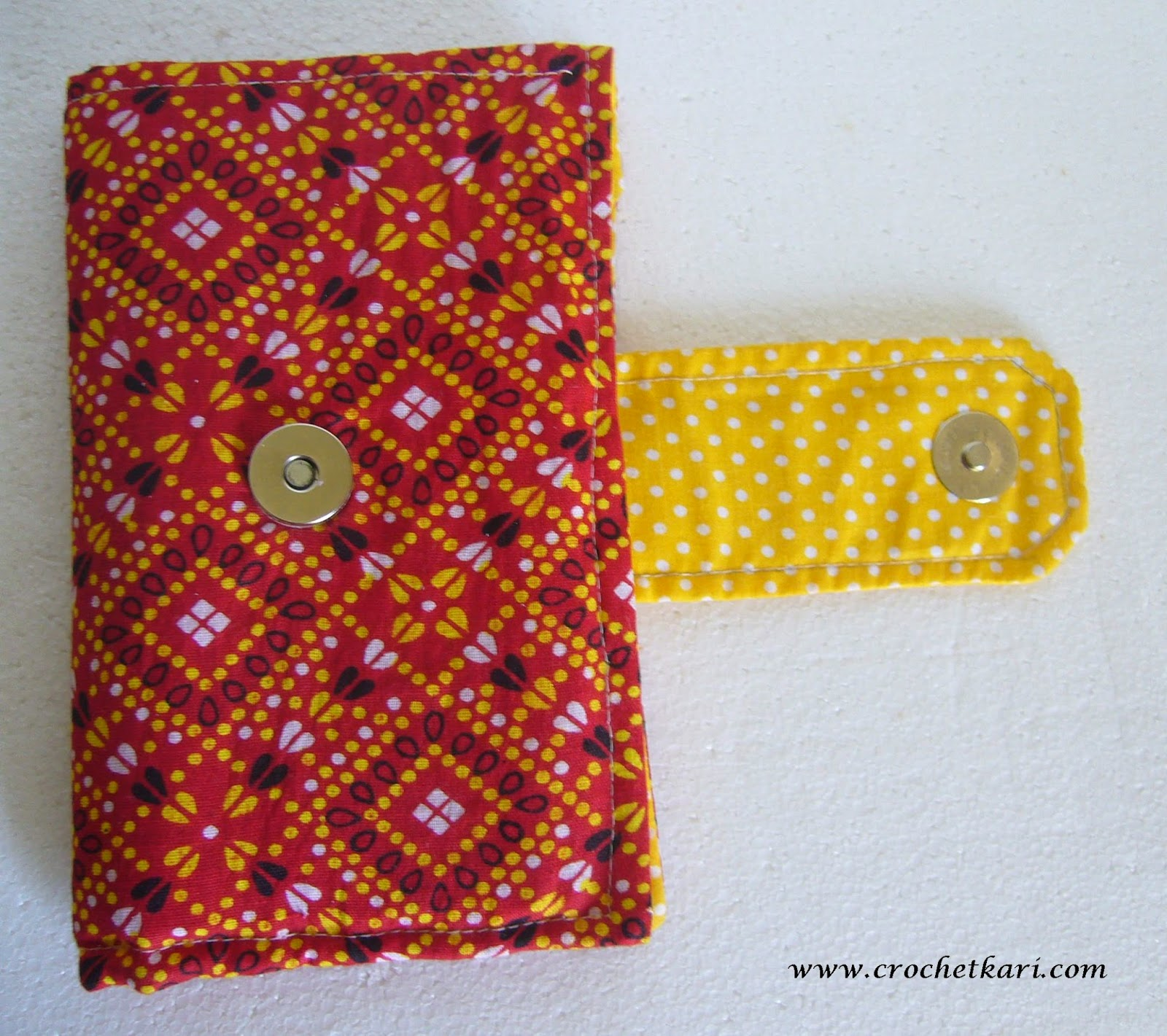 Crochet hook case crochetkari