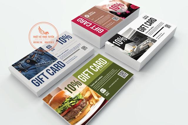 9 mẫu thiết kế voucher nhà hàng | VOUCHER NHÀ HÀNG ĐẸP