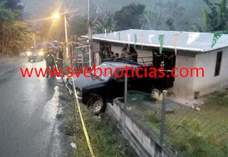 Era de coscomatepec el asaltante abatido en Ixhuatlán del Café Veracruz