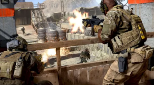 Call of Duty Modern and bug fixes
