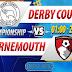 Prediksi Derby County vs Bournemouth, Rabu 20 Januari 2021 Pukul 01.00 WIB