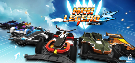 Mini Legend – Mini 4WD PVP Apk MOD v2.1.0