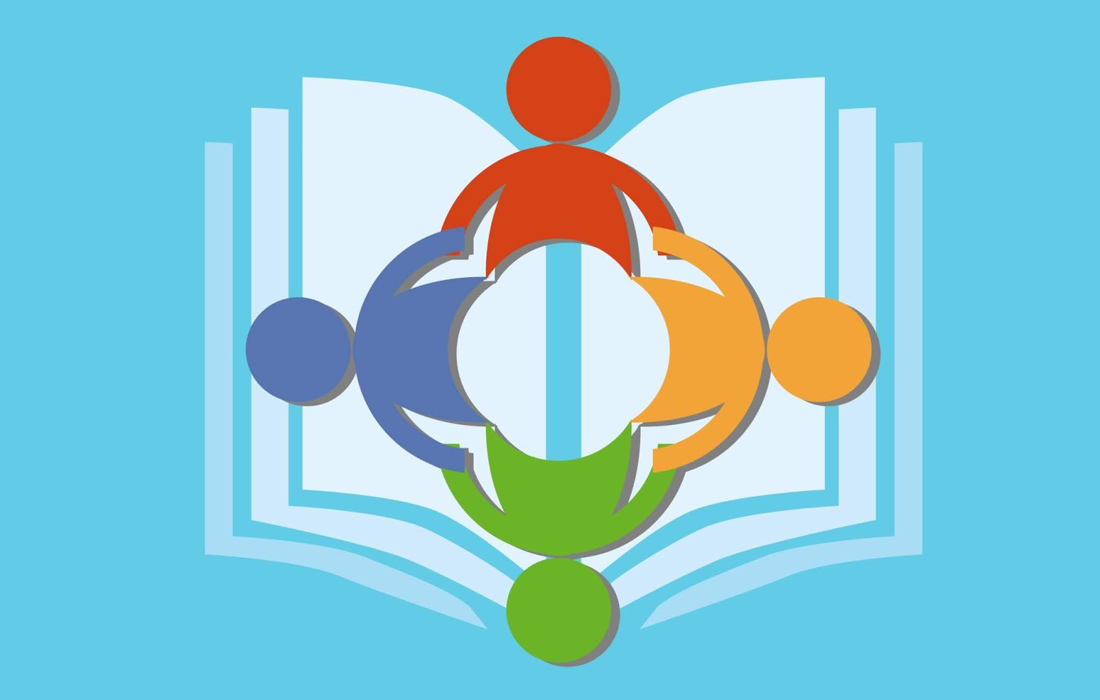 school, reading, book, community, gathering, male, group, education, learning, library, people, friends, design, friendship, together, knowledge, information, public, learn, idea, back to school, paper, publish, awareness, cartoon