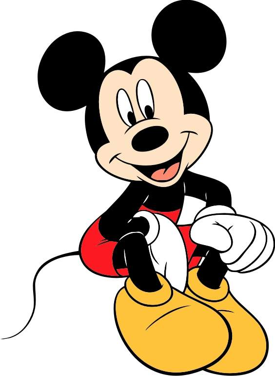mickey mouse moving clipart - photo #18
