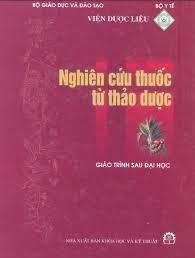 Nghiên cứu thuốc từ thảo dược - Nguyễn Thượng Dong