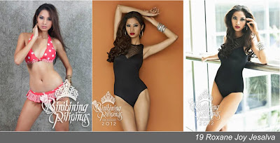 Roxane Joy Jesalva swimsuit