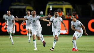 Video: That Moment Algeria Lift AFCON Title After 29 Years